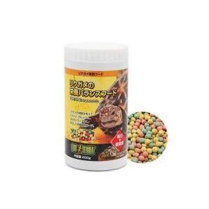 栄養価抜群リクガメの健康を考えて、ビタミン、カルシウムなどをバランスよく配合した高繊維質フードです。...