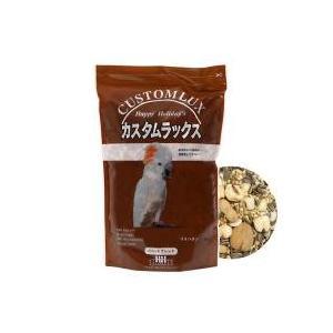 専門家からの評価が高い総合栄養バードフードパロット専用に独自にブレンドされたフードです。小鳥は、皮付...