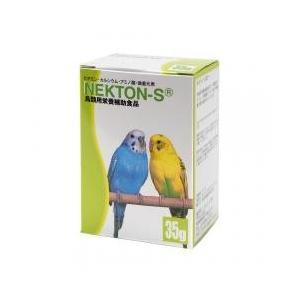 全ての鳥類のための栄養補助食品 パピエ ネクトン S 35g: 対象: 鳥類 特長: ネクトン・Sは...
