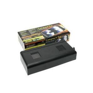 コンパクトトップ45 2灯式エキゾテラ・コンパクトトップは紫外線照射ランプ、ナチュラルライトやレプタ...