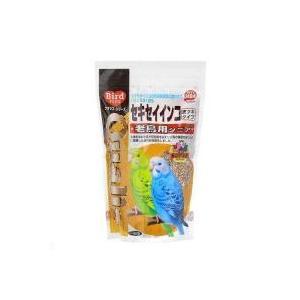 セキセイインコの成長段階に合わせてバランスよく配合クオリス セキセイインコ老鳥用シニア 400g:対...