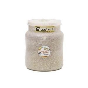 G-pot / 菌糸ビン・菌床ブロック / 菌糸ビン G−pot カワラタケ 1500cc(1本) ...