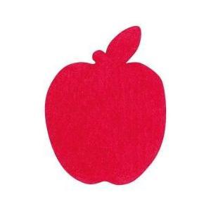 絵本から飛び出してきたような楽しいフルーツのシルエットラグ。開梱時は端が丸まっていることがありますが...