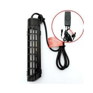 サーモスタット接続用ヒーターGEX セーフカバー SH160 サーモスタット NX003N セット:...