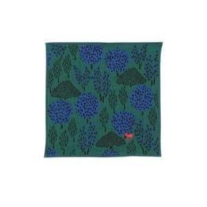 細かな織りで表現した、物語を感じる森のデザインが魅力的な3重ガーゼのハンカチです。 森の中からひょっ...
