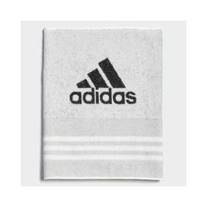 アディダスらしい3ストライプとアディダスロゴがしっかりと表現されたバスタオル。BOXパッケージなので...