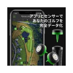 用品・小物 練習器具 アーコスゴルフ 自身のクラブに装着して、いつも通りにラウンドするだけ。スイング...