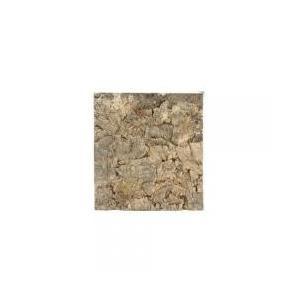 ガーデニングに・爬虫類ケージの壁紙にカット済 バージンコルクシート(273×290mm):特長:植物...