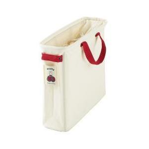 洗濯機の横など、ちょっとした隙間に収まりやすいスリムミッフィーのスリム幅のランドリーバッグ。 女性で...