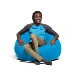 水滴のようなカタチのPodは、どこから座ってもあなたに丸くフィット。 耐水性に優れたカバーはお子様に...