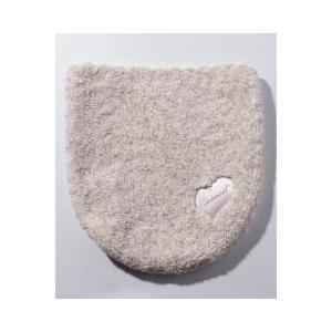 Cocoonistロゴ入りのふわふわ素材のトイレフタカバー(特殊用)です。温水洗浄・暖房タイプのトイ...