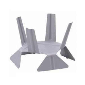 羽根を折り曲げて使用するクッカーです。緊急時に使い捨てと考えてください。Esbit商品はドイツ軍、オ...