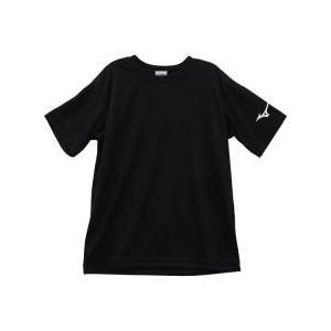 みんなの毎日を応援するアンダーウェア、ミズノのクイックドライPLUS半袖Tシャツです 吸汗速乾性に優...