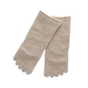 シルクの持つ保湿機能で足の内側から潤いを保つ補助をしてくれます。一足でもある程度の効果は見込めますが...