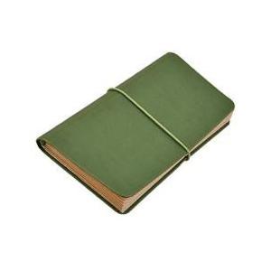 革のような風合いのポリウレタンを使った蛇腹式のファイル。領収書やレシートなど紙類の整理や趣味のコレク...