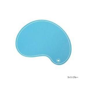 そら豆の形が使い勝手の良いマウスパッドです。パットの形そのものがマウスを動かせる範囲だけなので場所を...