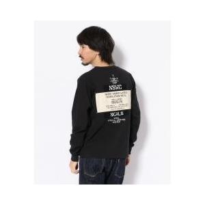 アビレックス / Tシャツ / TVドラマ着用/Lightning 5月号/ワッペン ステンシル ク...