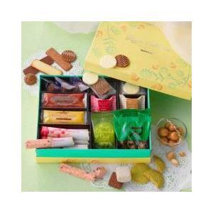 特別なギフトを、大切な方に 陽だまりに咲くお花をイメージした温かみのあるボックスに、チョコレートやク...