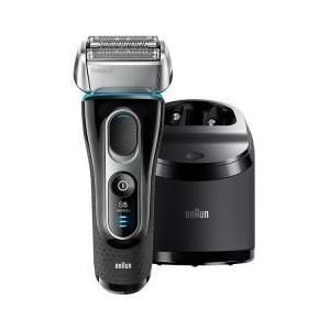 ハイブリッド4カットシステムと、人工知能テクノロジー搭載で肌にやさしい深剃り。