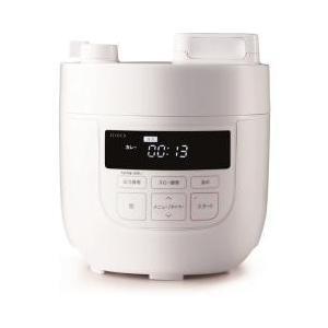 材料を入れてボタンを押すだけ。かんたん時短&ほったらかしで、電気圧力鍋なら失敗なく、おいしい料理がパ...