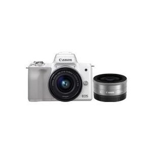 「EOS Kiss」ブランド初のミラーレスカメラ「EF-M15-45mm F3.5-6.3 IS S...