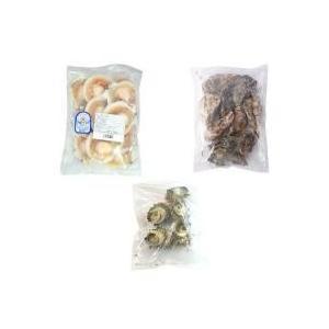 魚介類・海産物 / ホタテ 牡蠣 サザエ 海鮮 バーベキュー セット 冷凍便 送料無料