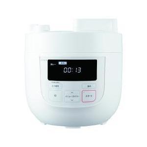 材料を入れて、ボタンを押すだけ。本格料理が楽しめる、1台5役の大容量電気圧力鍋。