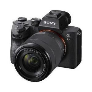 ソニーの最先端カメラ技術を凝縮した フルサイズミラーレス ベーシックモデル。