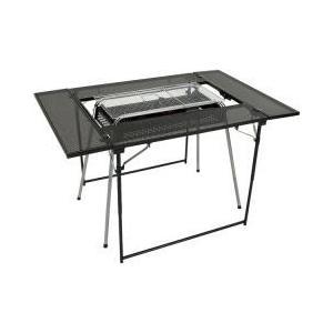 ・BBQグリル、焚火台などを囲む楽しいテーブル、囲まないときは通常のテーブルとしても使用もできる便利...