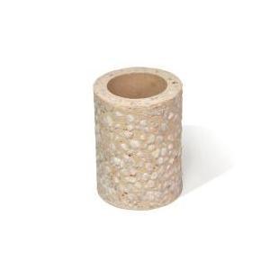 パウダールーム用品 / soil トゥースブラシスタンドミニ ピンク | ソイル 珪藻土 歯ブラシス...