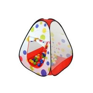 楽しく安全に遊べるキッズボールハウス 関連キーワード:秘密基地 おままごと ままごと 知育 玩具 子...