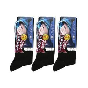 SUPER SOXは、靴下売上高日本1位1の岡本株式会社が独自開発した糸「NEW BREATHE F...