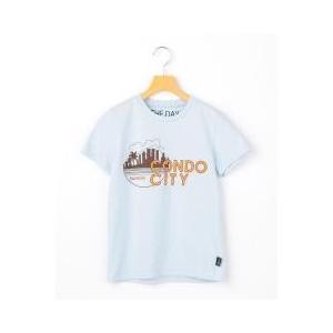 シップス / Tシャツ / THE DAY:SHIPS KIDS別注/プリント TEE(145〜16...