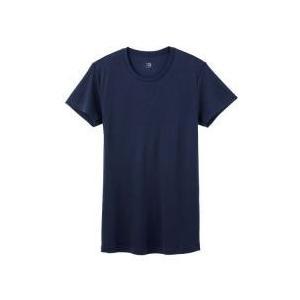 GUNZE YGブランド DRY&DEOシリーズのクルーネック 半袖Tシャツです。 天然由来の繊維と...