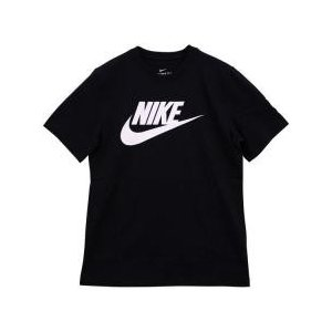 NIKEのフューチュラアイコンTシャツ。柔らかいコットン素材に誰もがよく知るロゴをあしらい、スポーテ...