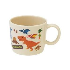 マグカップ・ティーカップ / マグカップ 230ml コップ メラミン製 ディノサウルス 食器