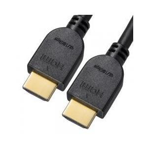 プレミアムHDMIケーブル規格認証済のHIGH SPEED HDMIケーブルです。 4K60P・4K...