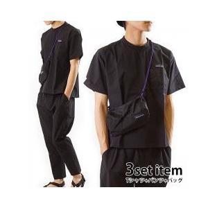 サウザンドマイル THOUSAND MILE Tシャツ パンツ サコッシュ 本体:ナイロン85%/ポ...