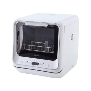 食洗機・食器乾燥機 / 食洗器 工事不要 食器洗い乾燥機 食器洗い機 シロカ siroca ホワイト...