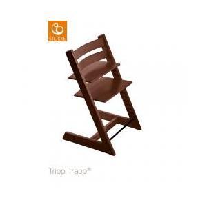 ストッケのベビーチェア、トリップトラップは木製のハイチェア。北欧デザインの子供椅子。高さ調節可能で子...