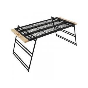 テーブル DOD アウトドアテーブル テキーラテーブル ブラックの商品画像 ナビ