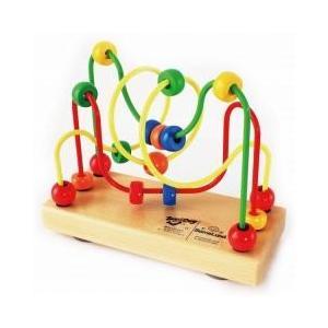 ベビーおもちゃ / 5%OFFクーポン対象商品 日本正規品 ボーネルンド ルーピング ウーギー|木の...