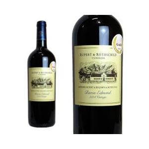 赤ワイン / ワイン 赤ワイン ルパート&ロートシルト バロン・エドモン 2015年 750ml (...