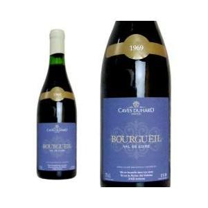 白ワイン / ブルグイユ 1969年 カーヴ・デュアール(ダニエル・ガテ) 750ml (フランス ...
