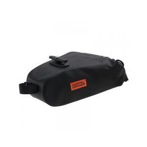サイクルウェア・バッグ ドッペルギャンガー 自転車バッグ パズルサドルバッグ ブラックの商品画像|ナビ