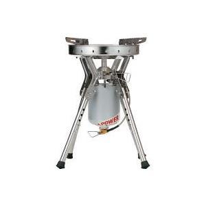 ガス缶は別売りです。高カロリー8500kcalの実力。シングルストーブ史上最強のストーブです。・材質...