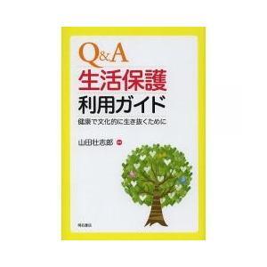 Q&A生活保護利用ガイド 健康で文化的に生き抜くために/山田壮志郎