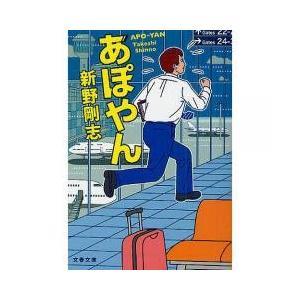 日本の小説 / あぽやん/新野剛志