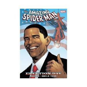 ニューヨーク市長選の投票日を目前に、物語はますますヒートアップスパイダーマンを追い詰めるメナスの正体...