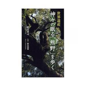 新書・選書 / 世界遺産神々の眠る「熊野」を歩く/植島啓司/鈴木理策